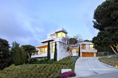 La Jolla Single Family Home For Sale: 6097 Avenida Chamnez