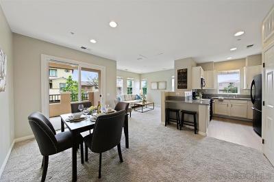 San Elijo Hills Attached For Sale: 1288 Highbluff Ave