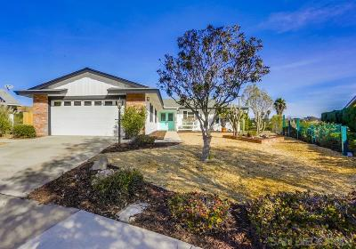 San Diego Single Family Home For Sale: 12248 Nivel Ct