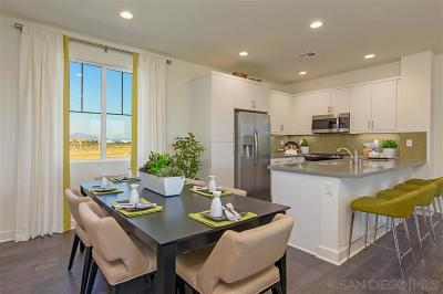 San Diego Townhouse For Sale: 1591 San Miguelito