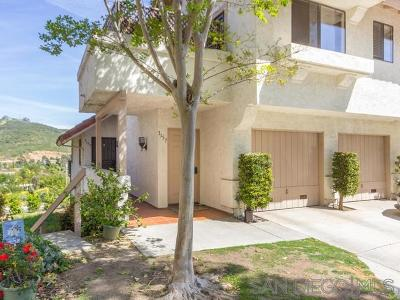 Carlsbad Townhouse For Sale: 3159 Avenida Olmeda