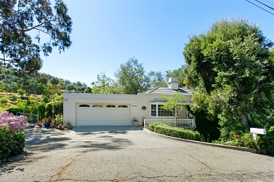 Fallbrook Single Family Home For Sale: 2446 Gird Rd