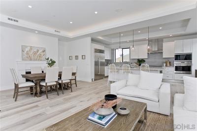 La Jolla Single Family Home For Sale: 7365 Eads Ave