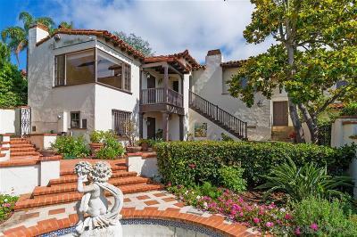 La Jolla Rental For Rent: 2005 Soledad Ave