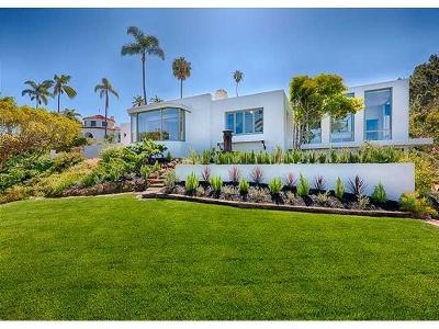 La Jolla Rental For Rent: 7770 Sierra Mar Dr