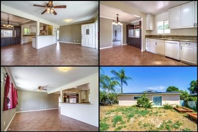 Escondido Single Family Home Contingent: 560 N Cedar St.