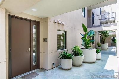 La Jolla Attached For Sale: 5410 La Jolla Blvd #A106