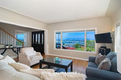 Single Family Home For Sale: 662 Rosecrans Street