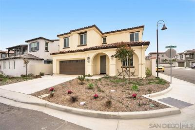 Oceanside Single Family Home For Sale: 4201 Francia Way