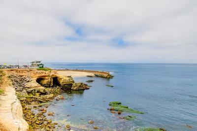 La Jolla Rental For Rent: 909 Coast Blvd #14
