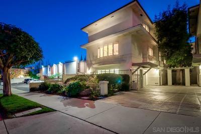 La Jolla Townhouse For Sale: 7614 Eads Ave