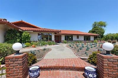 Fallbrook Single Family Home For Sale: 1575 Wilshire Road