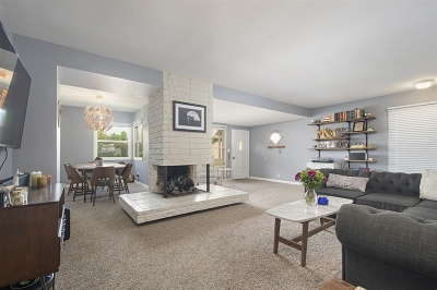 San Diego Single Family Home For Sale: 5683 Waring Rd.