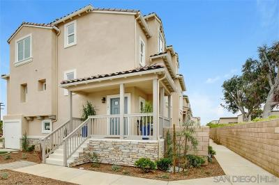 Carlsbad Townhouse For Sale: 715 Magnolia Ave
