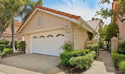 Single Family Home For Sale: 11653 Caminito Corriente