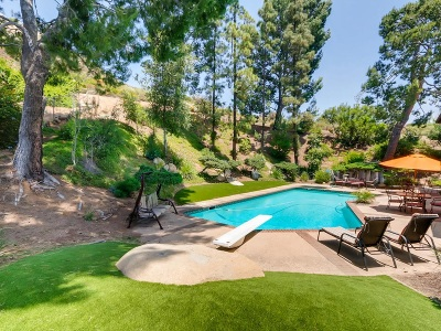 Single Family Home For Sale: 3393 Rancho Miguel Rd