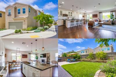 Vista Single Family Home For Sale: 1146 Savanna Ln
