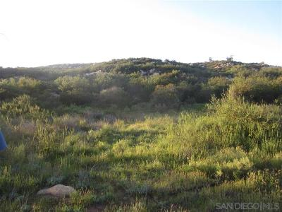 Escondido Residential Lots & Land For Sale: Lake Wohlford Road #B