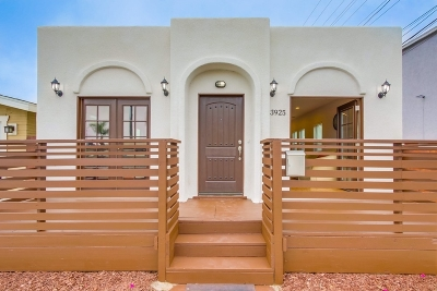 San Diego Single Family Home For Sale: 3925 Monroe Ave.