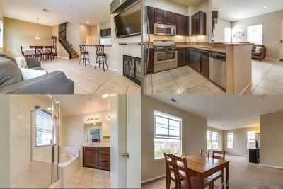 Chula Vista Townhouse For Sale: 1566 Calle De La Flor #2
