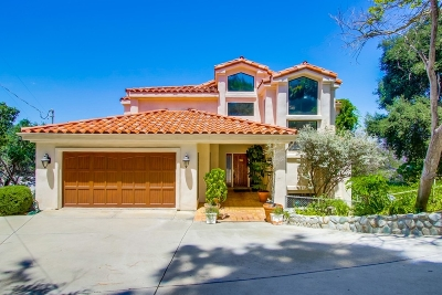 Single Family Home For Sale: 9806 Sunset Avenue