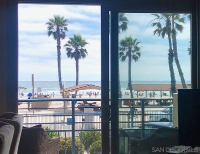 Oceanside Attached For Sale: 1202 N Pacific St #214-A