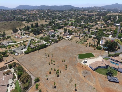 Escondido Residential Lots & Land For Sale: Loma De Oro #46