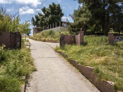 San Diego Single Family Home For Sale: 6039 Burian St