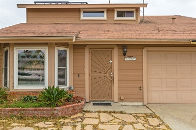 San Diego Single Family Home For Sale: 2758 Lungos Ct