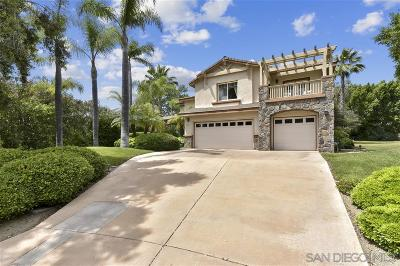 Single Family Home For Sale: 3183 Turnberry Way