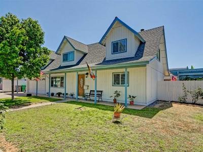 El Cajon Single Family Home For Sale: 738 Wichita Ave.