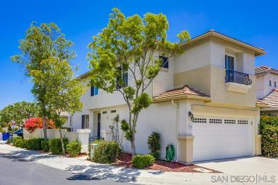 San Diego Single Family Home For Sale: 18880 Caminito Cantilena #69