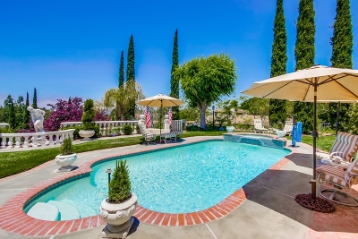 Poway Rental For Rent: 16220 Country Day Road