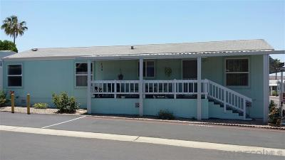 Poway Mobile/Manufactured For Sale: 14063 Gardenia Ave #246