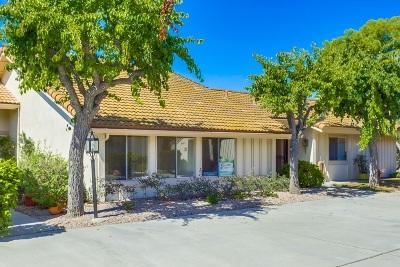 San Diego Condo For Sale: 17440 Plaza Cerado #71