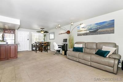 Imperial Beach Attached For Sale: 207 Elkwood Ave #8