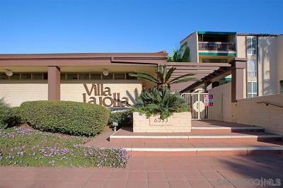 La Jolla Rental For Rent: 6333 La Jolla Blvd #276