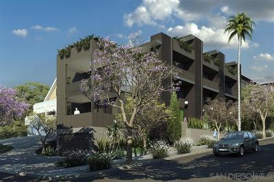 San Diego Townhouse For Sale: 590 W Laurel Street