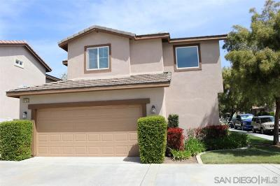 Murrieta Single Family Home For Sale: 37265 Galileo Lane