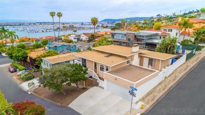 San Diego Multi Family 2-4 For Sale: 889 Armada Ter