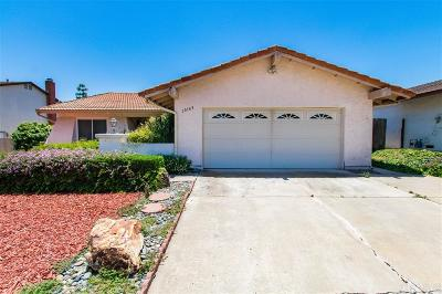 Spring Valley Single Family Home For Sale: 10169 Tres Lagos Court
