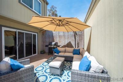 Scripps Ranch Townhouse For Sale: 10433 Caminito Mayten