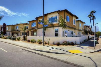 Imperial Beach Multi Family 5+ For Sale: 1285 - 1299 Donax Ave