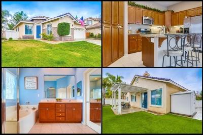 Murrieta, Temecula Single Family Home For Sale: 32917 Valence Ct.