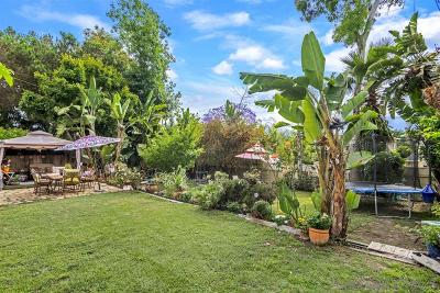 Encinitas Single Family Home For Sale: 754 Saxony Road