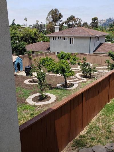 San Diego Single Family Home For Sale: 6668 Mohawk St