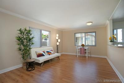 Attached For Sale: 7405 Charmant Dr #2219