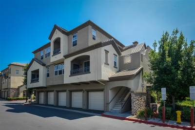 San Diego County Attached For Sale: 1885 Rennes Pl. #2231
