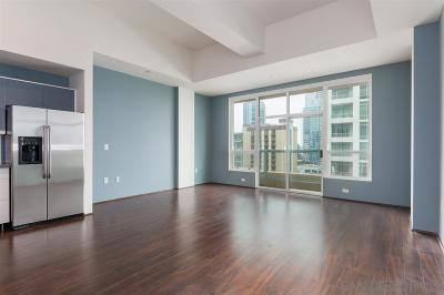 San Diego County Attached For Sale: 350 W Ash Street #707