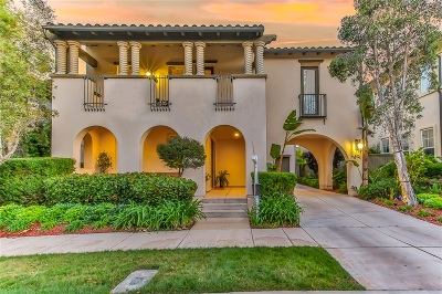 San Diego Single Family Home For Sale: 8273 Chandler Hill Court